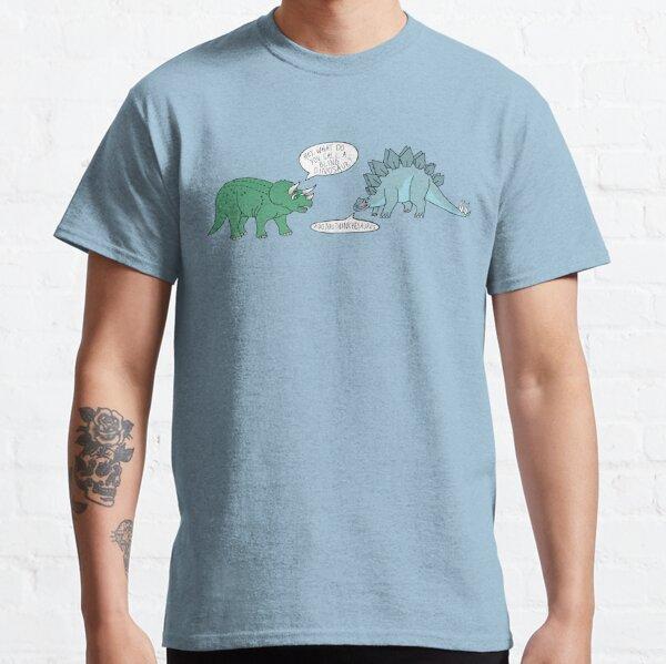 Dino Joke Classic T-Shirt