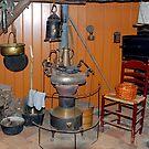 Antiquated heating by Arie Koene