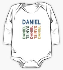Daniel Cute Colorful One Piece - Long Sleeve