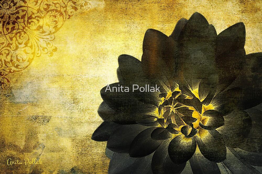 A Golden Heart by Anita Pollak