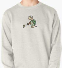 Gardening Turtle Sweatshirt