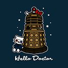 Hello Doctor Tennant by RebelArts