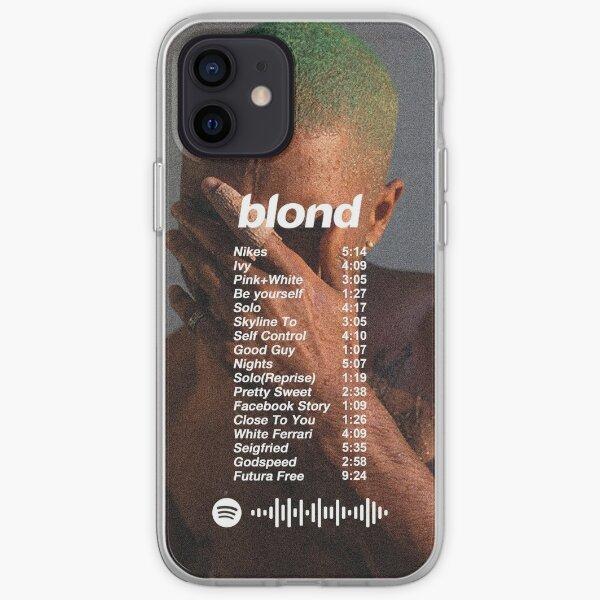 Código de Spotify Rubio / Rubio-Frank Funda blanda para iPhone