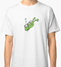 Diving Frog Classic T-Shirt