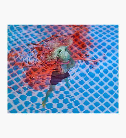 "Bad Bambi Series, #29 ""Sweet Waters""  Photographic Print"