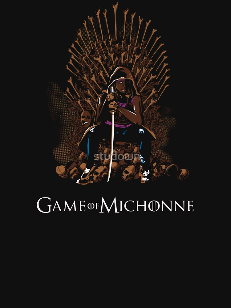 Game OF Michonne | Unisex T-Shirt