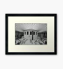 London British Museum Framed Print