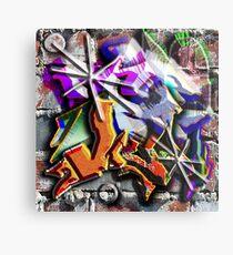 JAZZ WAHL Metal Print