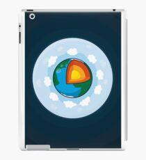 Earth Cake iPad Case/Skin