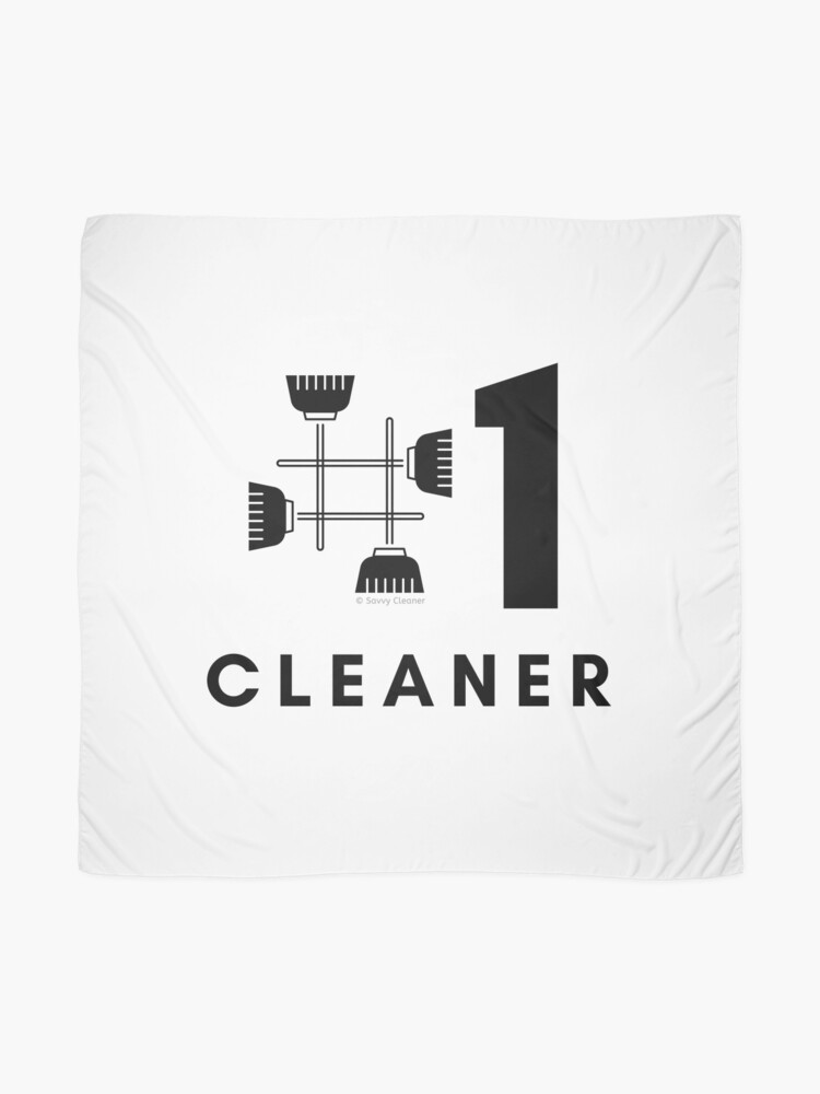 Alternate view of No. 1 Cleaner Scarf