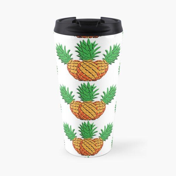 Pineapple triplets Travel Mug