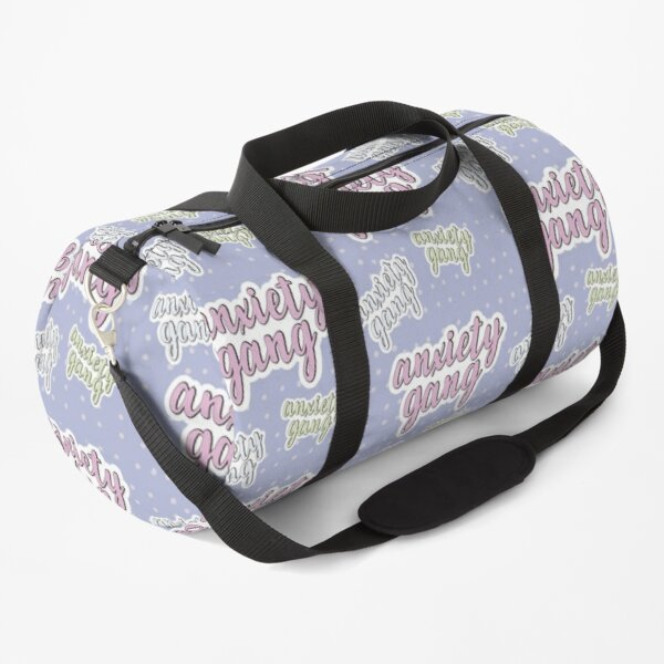 Anxiety Gang Duffle Bag