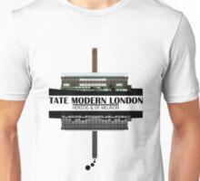 Pr. #01 - the Tate Modern Unisex T-Shirt