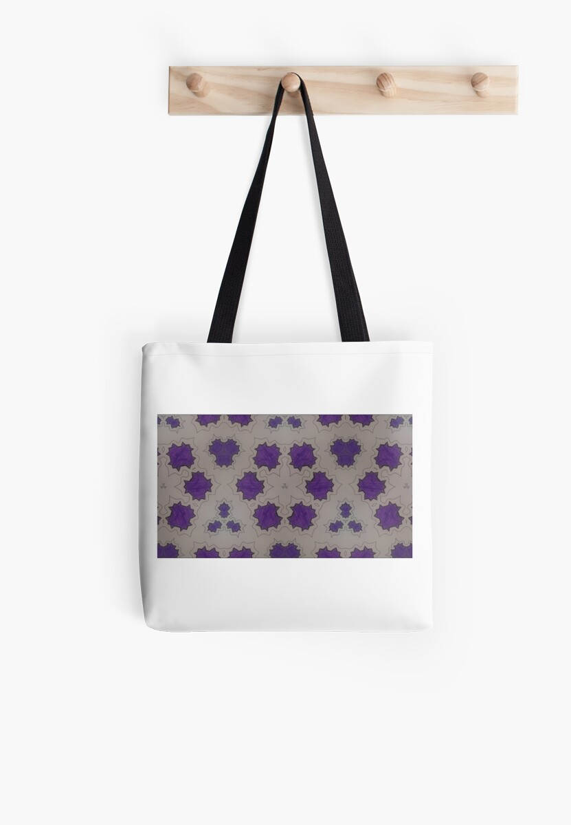 Pattern in purple by Fruity15