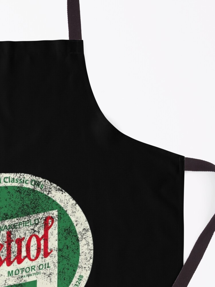 Alternate view of Castrol Classic Vintage Sign Apron