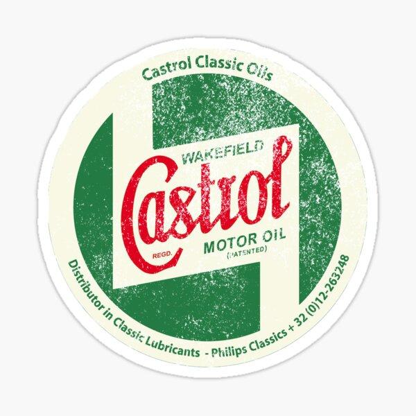 Castrol Classique Vintage Sticker