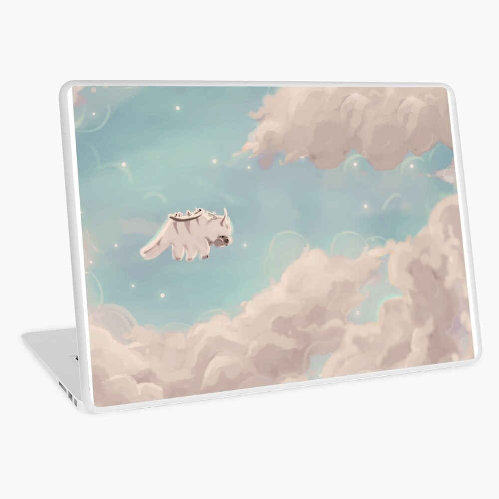 dreamy appa poster v.2 Laptop Skin