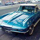 Corvette by Christina Norwood