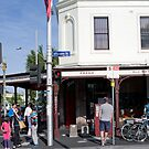 Grill'd on Lygon by Christina Norwood