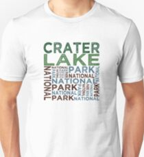 Crater Lake National Park Unisex T-Shirt