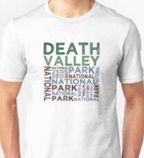 Death Valley National Park Unisex T-Shirt