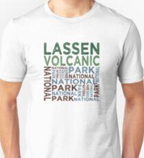 Lassen Volcanic National Park Unisex T-Shirt