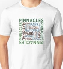 Pinnacles National Park Unisex T-Shirt