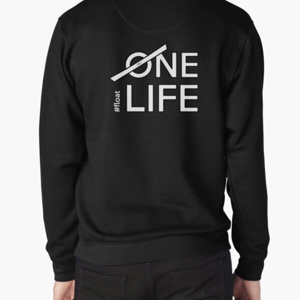 One life onewheel float merch for onewheel riders Pullover Sweatshirt