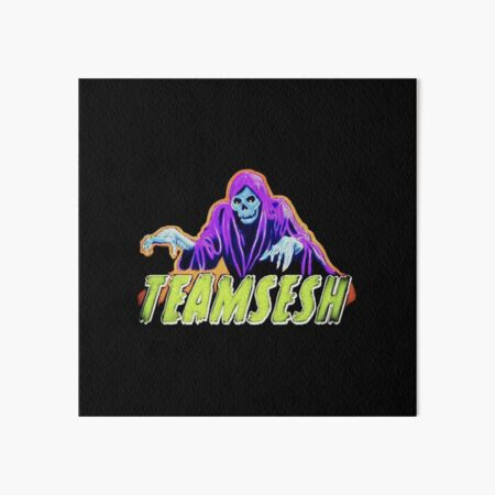 TeamSESH Art Board Print