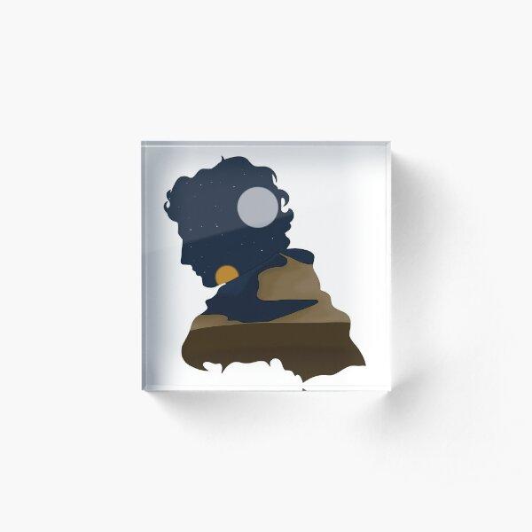 Dune 2020 Acrylic Block