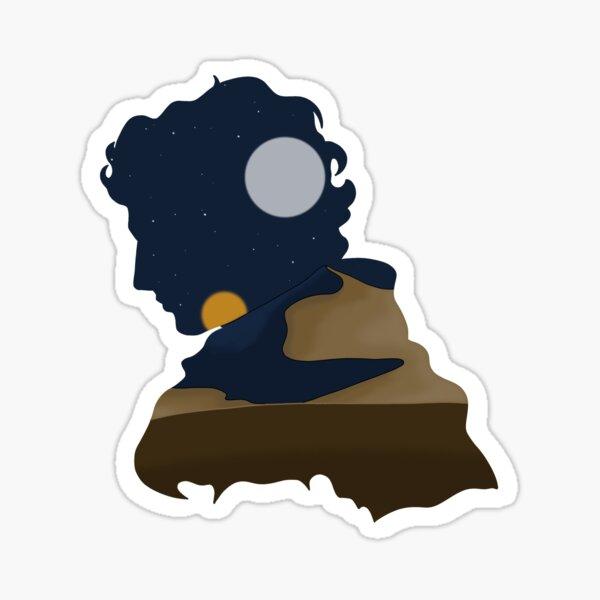Dune 2020 Sticker