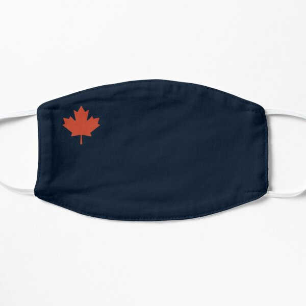 The flag of Canada  Mask