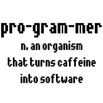 Programmer Definition by zfox