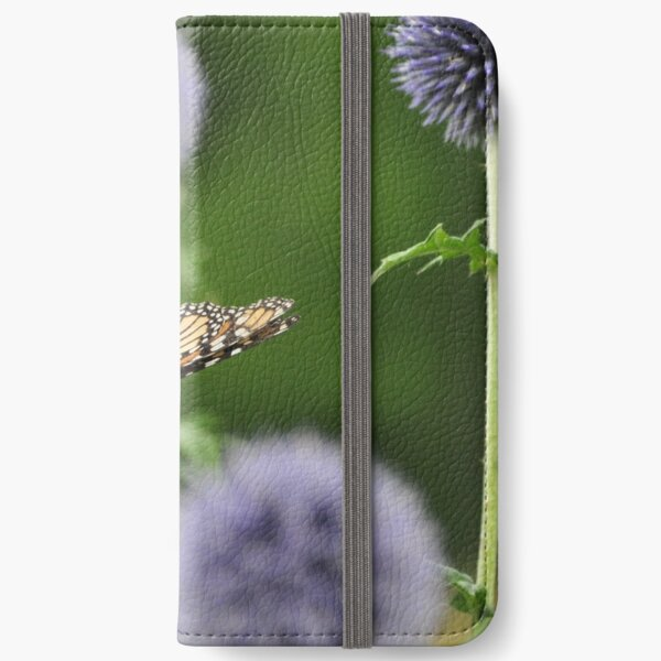 Monarch & the Bee iPhone Wallet