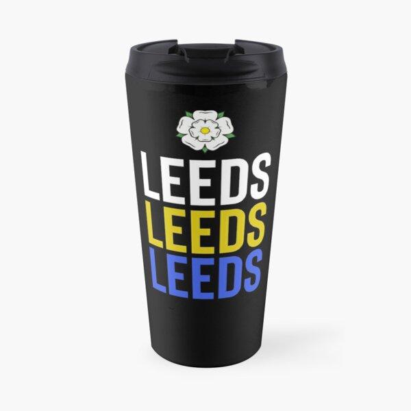 Leeds Leeds Leeds Travel Mug