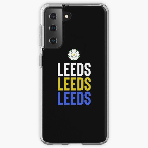 Leeds Leeds Leeds Samsung Galaxy Soft Case