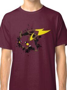 Raichu Splatter Classic T-Shirt