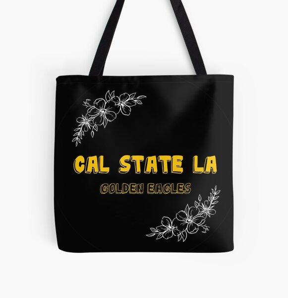 CAL STATE LA All Over Print Tote Bag
