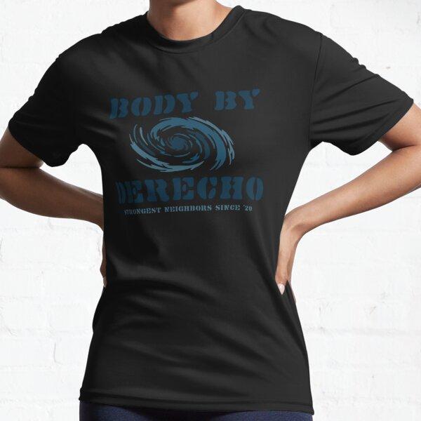 Body By Derecho Active T-Shirt