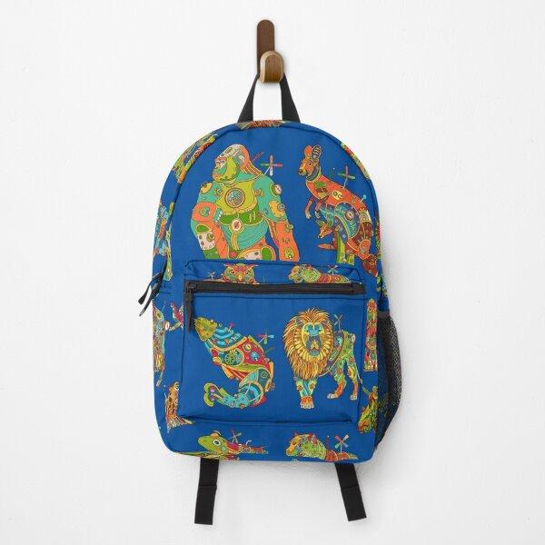 AlphaPod Mechanimals Backpack