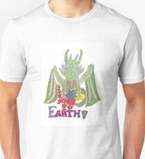 """Earth Dragon"" T-Shirt"