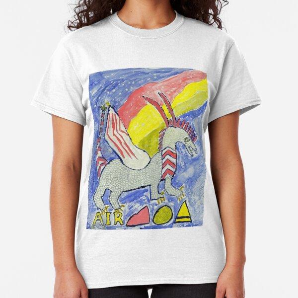"""""""Air Dragon"""" Classic T-Shirt"""