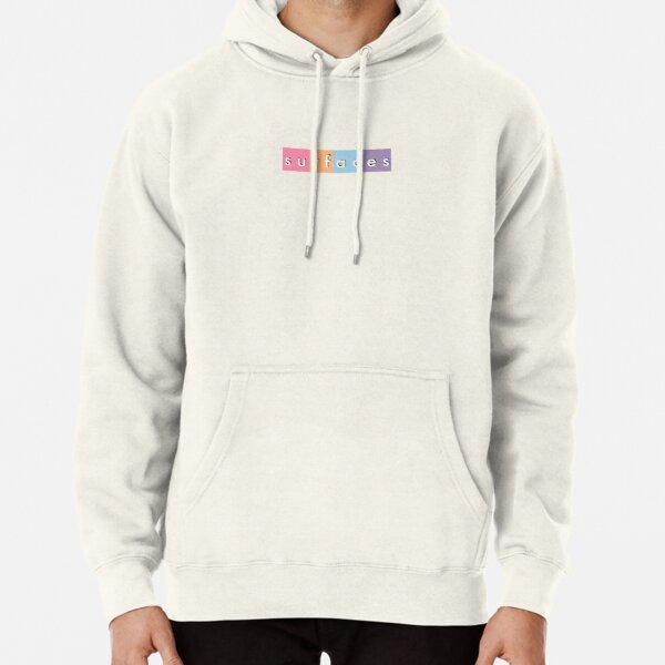 colorful surfaces Pullover Hoodie