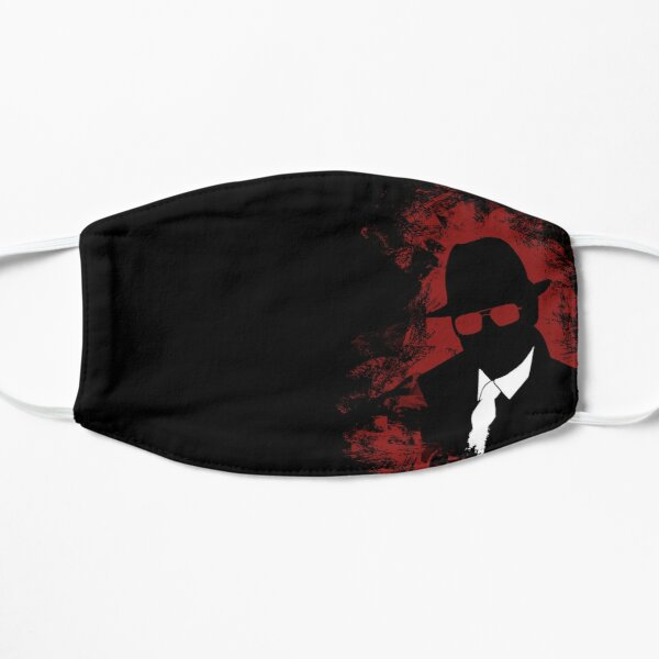 Raymon Reddington Flat Mask