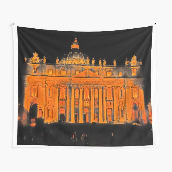 Bright Vatican Tapestry