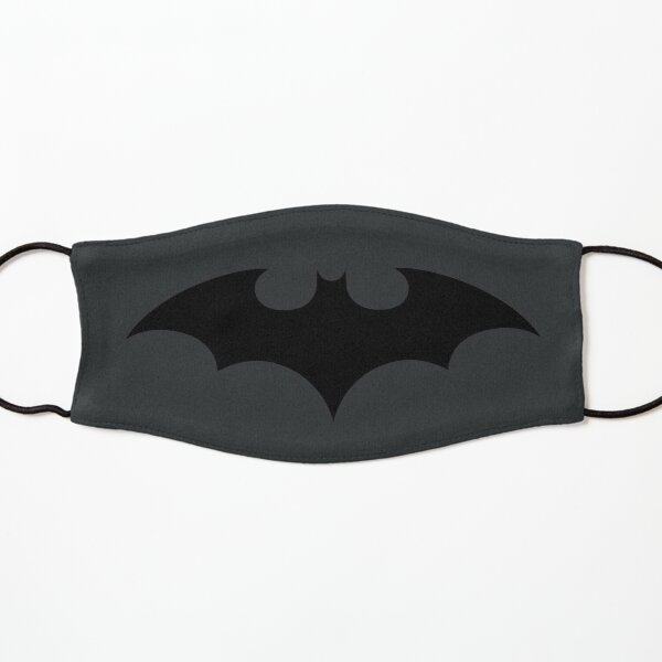 Dark Bat Begins Logo Kids Mask