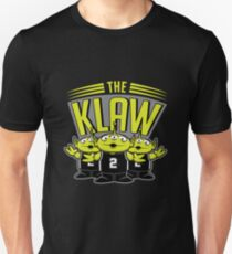 Die Klaw Geschichte - Alternative Version Unisex T-Shirt