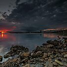 Wallis Lake Sunset Spectacular by bazcelt