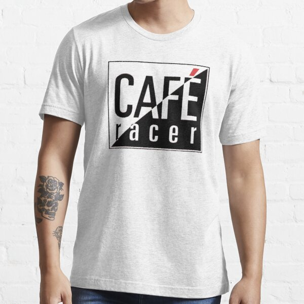 Cafe Racer Motorcycle T-Shirt or Hoodie Essential T-Shirt