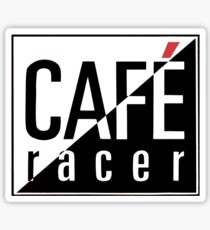 cafe racer: stickers   redbubble